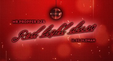 Oldman Session ● Helloweek | Red Light Disco