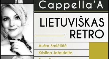 Vokalinis kvartetas Cappella