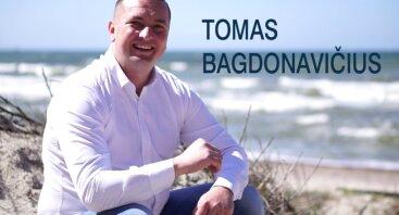 Dainuoja skandalingasis atlikėjas Tomas Bagdonavičius