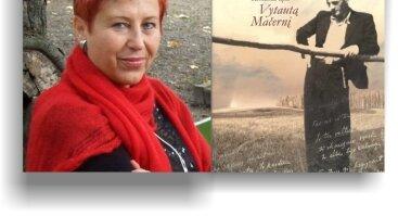 Romano apie poetą Vytautą Mačernį pristatymas