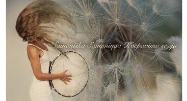 Šamaniška sąmoningo kvėpavimo sesija + Innerdance