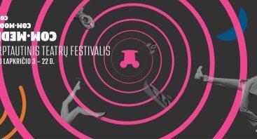 Tarptautinis teatrų festivalis COM•MEDIA