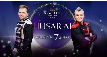 Grupė HUSARAI Grafaitėje!