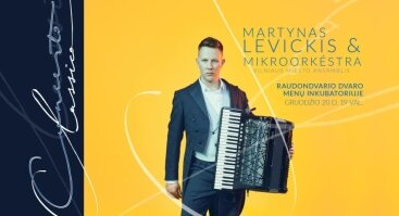 Martynas Levickis. Concerto Classico