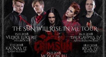 Crimsun + Backbone Crash {Rus}