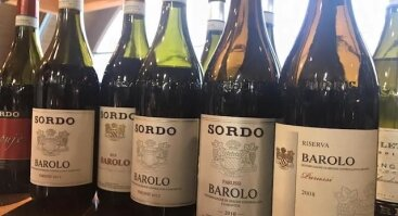 Kolekcinių Itališkų Vynų Degustacija