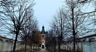 Ekskursija. Kamalduliai. Pažaislio vienuolynas .