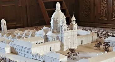 Laisvadienį ekskursija Pažaislio vienuolyne ir bažnyčioje