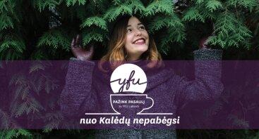 Pažink pasaulį su YFU // nuo Kalėdų nepabėgsi