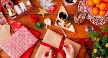 """Kalėdinių dovanų mugė """"Swedbank"""" 2018"""