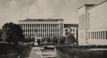 Filmai apie tarpukario Kauno architektūrą