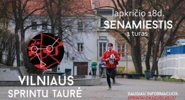Vilniaus sprintų taurė