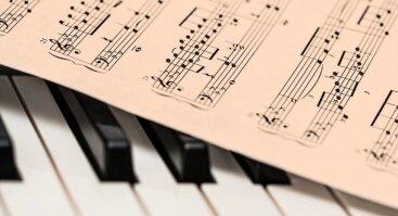 """XIX-asis fortepijoninių ansamblių festivalis """"Šokių pasaulyje"""""""