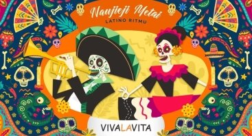 Naujieji metai Latino ritmu su Driule XL