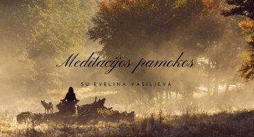 11 meditacijos pamokų ciklas nuo gruodžio 3d.