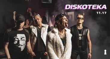 Diskoteka: Rebelheart