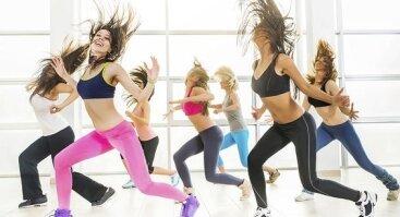Latino dance fitness moterims