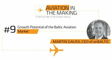 Atvira paskita: Growth Potential of the Baltic Aviation Market