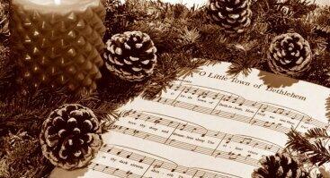 """Kalėdinės muzikos koncertas """"Šventinis linkėjimas"""""""