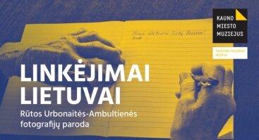 Linkėjimai Lietuvai