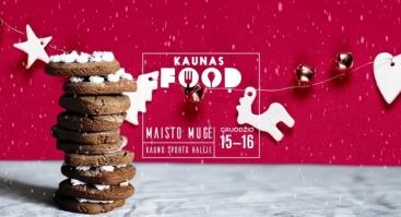 """Maisto mugė """"Kaunas Food"""""""