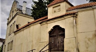 Ekskursija. Benediktinės. Vienuolynas ir Šv.Mikalojaus bažnyčia. Skiriama paremti vienuolyno ansamblio remonto darbų tęstinumą.