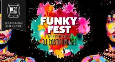 Funky Fest with DJ Costifunkazz