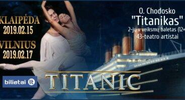 "Baletas ""TITANIKAS"""