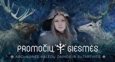 Archajinės Kalėdų dainos ir sutartinės. Kaunas