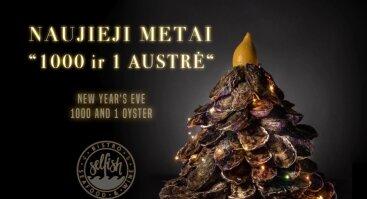 """Naujųjų metų naktis """"1000 ir 1 austrė"""" / New Years Eve"""