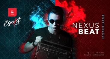 Egoist Lounge vakarėlis su Nexus Beat