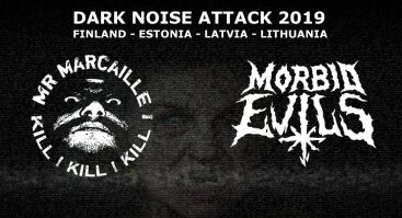 Dark Noise Attack 2019