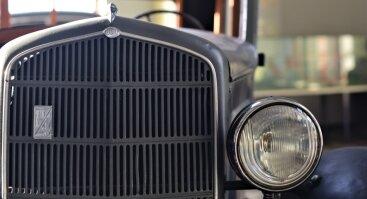 Žvelk giliau! PR technologija Opel Kadett ir Opel P4 eksponatams