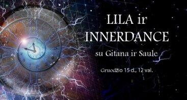 LILA savęs pažinimo žaidimas ir Innerdance sesija