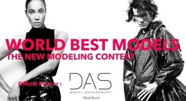 World Best Models 2019 atranka Lietuvoje
