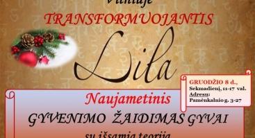 Transformuojantis Gyvenimo žaidimas LILA gyvai   Vilniuje