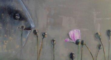 """Aurelijos Filipauskytės tapybos darbų paroda """"Saldūs sapnai"""""""