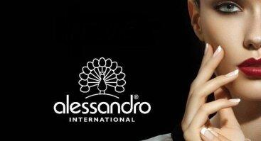 Alessandro International produktų pristatymas Kaune