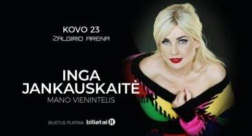 """Inga Jankauskaitė """"Mano vienintelis"""""""