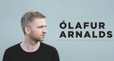 ÓLAFUR ARNALDS koncertas