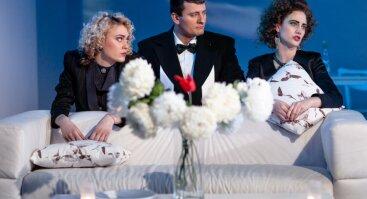 """Juozo Miltinio dramos teatro komedija """"GIMINĖS, ARBA KAM ZRAZŲ PAKARTOT"""""""