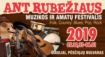 Festivalis ANT RUBEŽIAUS 2019