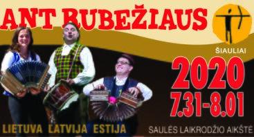Festivalis ANT RUBEŽIAUS 2020