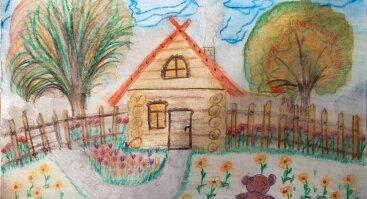 Kaip suprasti vaikų piešinius. I dalis. Kaune
