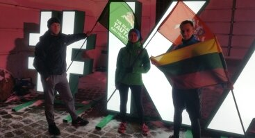 Kauniečių bėgimas UŽ sveiką ir blaivią Lietuvą!