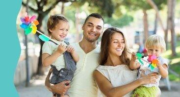 "Miesto festivalis šeimai ""Family Fest"""