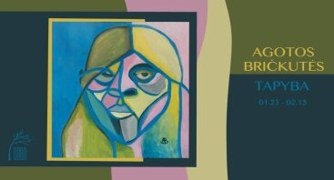 Agotos Bričkutės tapybos paroda