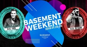 Basement Weekend Party