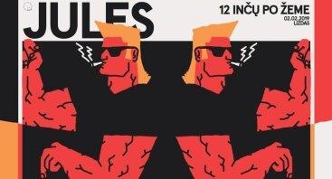 12 Inčų Po Žeme: Jules