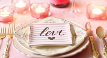 Valentino vakarienė dviem Alangos restorane
